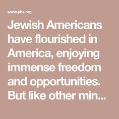 The Jewish Americans . Anti-Semitism in America Ku Klux Klan, Scapegoat, Great Depression, World War I, American, Period, Leo, Atlanta