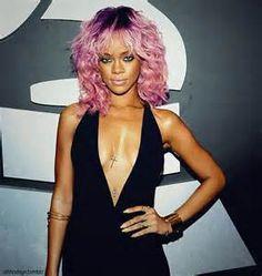 Rihanna Pink Hair - Bing Images