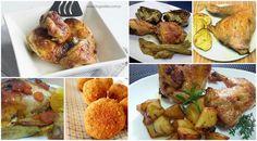 Diferentes y variadas formas de hacer un POLLO ASADO | Cocinar en casa es facilisimo.com