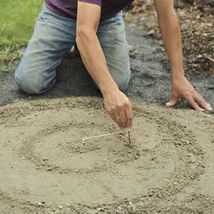 Photo: Kolin Smith | thisoldhouse.com | from How to Make a Pebble Mosaic