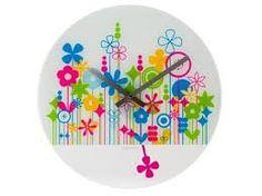 Všetko pre modernú domácnosť | homedesignsk.sk - Hodiny na stenu Karlsson Flowers Unusual Clocks, Time And Tide, Modern Clock, Important Dates, Blog Design, Floral Design, Art Pieces, Kids Rugs, Colours
