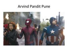 Arvind Pandit  Pune | spiderman movie enemies
