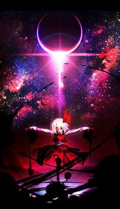 Touhou Project- Rumia artwork by Pixiv ID 1418271 Evil Anime, Yandere Anime, Anime Angel, Art Manga, Manga Girl, Chibi, Dark Anime Girl, Rin Okumura, Anime Warrior
