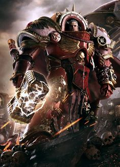 Warhammer Dawn of War 3 - Space Marines Key Art, Örn Enok Brynjólfsson Warhammer 40k Art, Warhammer 40k Miniatures, Warhammer Fantasy, Warhammer 40k Emperor, Warhammer 40k Blood Angels, Warhammer Games, The Horus Heresy, Gabriel, Keys Art