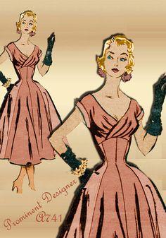 Prominente Designer pro 741 1950er Jahre von FloradoraPresents