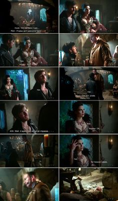 Is it bad that I've kinda missed the way that the Evil Queen would just snap necks to make a point?