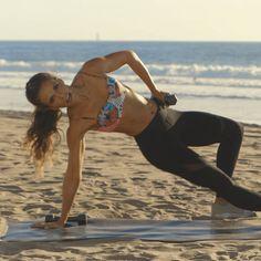 New Bikini Series Workout Video ~ Gettin' TOTALLY TONED with Katrina!