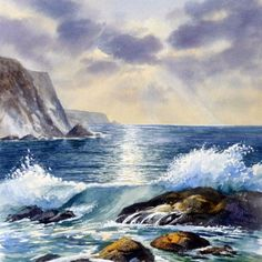 """Terry Harrison Art Workshop: Water, Boats & Harbours, May 16-20, 2016 - You don't need to be an expert on painting all things nautical to paint great boats and water. In this Art Workshop, you will learn to paint what you see using many of Terry's tips and exercises from his latest best-selling book """"Painting Boats and Harbours in Watercolour"""". #ArtEd #LearnToPaint #LearnArt"""