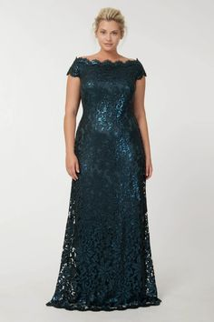 MODA VE GÜZELLİK SOKAĞI: Büyük Beden Abiye Elbise Modelleri