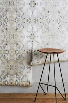Unique Anthropologie Wallpaper for Less