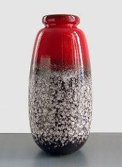 Scheurich 284-47 - Floor Vase (Fat Lava Wadersloh) Tags: scheurich
