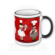 Italian Chefs mug