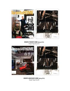 The Birggs Collection in Movato Magazine