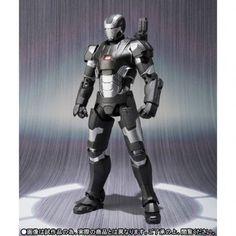 Bandai S.H. Figuarts Avengers Age of Ultron War Machine Mark II  Bandai S.H. Figuarts Avengers Age of Ultron War Machine Mark II ...
