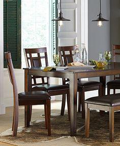Mandara Counter Height Dining Room Furniture Dining Room