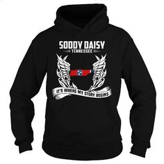 SODDY DAISY - #gift for her #funny hoodie