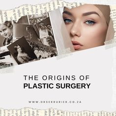 Think plastic surgery is a modern luxury? Think again. It turns out that the roots of cosmetic and reconstructive procedures go back more than 2500 years. #CosmeticSurgery #PlasticSurgery #ReconstructiveSurgery #plasticsurgeon #cosmeticsurgeon #DrCharlesSerrurier #DrSerrurier #Johannesburg #Rosebank #surgery #surgeon #beauty #doctor #medicine #medical #aesthetic #aestheticsurgery