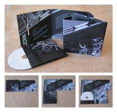 Delicious Design League:   Ephemeral CD package 1st edition