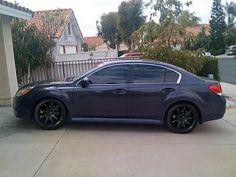 Subaru Legacy Black Rims - Google Search