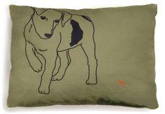 cusion dog by MIMI´lou