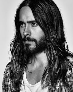 Jared Leto photographed by Eric Ray Davidson for L'Optimum