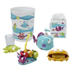 Bathroom Sets For Kids Boy Bathrooms Bath Accessories