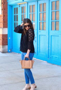 LOVELY LACE Jean Sandals, Black Lace Tops, Girl Blog, Gold Coast, Skinny Jeans, Tank Tops, Shopping, Women, Style