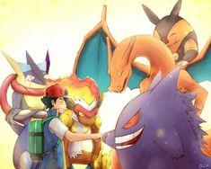 Explore the Pokemon collection - the favourite images chosen by on DeviantArt. Pokemon Ash Greninja, Pokemon Kalos, Pokemon Ash Ketchum, Pokemon Tv, First Pokemon, Pokemon Comics, Pokemon Memes, Cool Pokemon, Anime Comics
