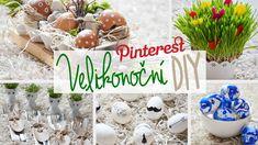 Easter DIY | Velikonoční DIY dekorace | Pinterest Inspired |#laterezatelier