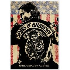 The best show ever! Thank you Levi for introducing me to the SOA despite my belief in you only wanting to watch it because motorcycles were in it ;)