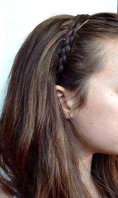 Hair braid!