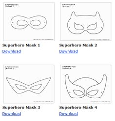 If you're brewing up a superheroes party, here is a list of sites that offer free superhero printables that you might just love to print and use. But before browsing through the list, let me …