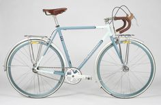Independent Fabrication old school touring bicycle