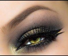 #smoky #eyes