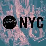 Hillsong NYC. This is where my son attends church.
