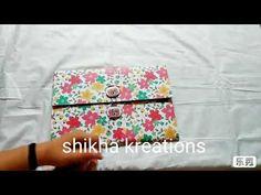shikha kreations - YouTube The Creator, Album, Wallet, Youtube, Purses, Youtubers, Diy Wallet, Purse, Youtube Movies