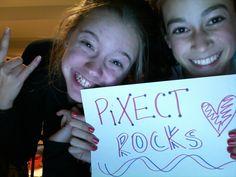 Pixect Rocks!