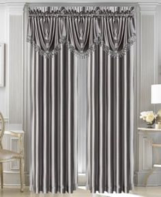 Beautiful How to Drape Curtain Scarves
