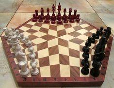 masterok: Шахматы на троих