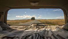 Nap with a road trip view South Island, Backpacker, Campervan, Kiwi, New Zealand, Nikon, Honda, Road Trip, National Parks