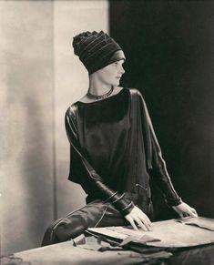 Edward Steichen & Art Deco Fashion | NGV