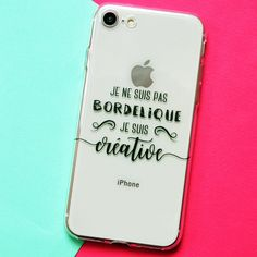 Phone shell I'm not messy I'm creative - Trend Girls Party 2019 Iphone 7, Coque Iphone, Iphone Cases, Diy Coque, All About Me Printable, Macbook Pro Skin, Coque Smartphone, Telephone Iphone, Girly Phone Cases