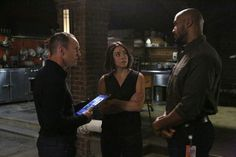 """ABC's """"Marvel's Agents of S.H.I.E.L.D."""" - Costume design by Ann Foley (ABC/Kelsey McNeal)"""