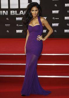 Nicole Scherzinger,  Men In Black 3 premiere