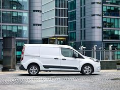 Ford Transit #Connect - Side, 2014