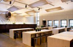 Flow Festival restaurant Design by Jaana Karell