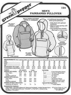 Sewing Pattern  Mens Pattern Jacket by DesignerAlleyFabrics, $10.00