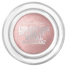 Maybelline Eye Studio Color Tattoo 24hr Cream Gel Eye Shadow #55 Inked in Pink 4g