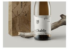 Chablis wine - Branding, Packaging & Web design on Behance Web Design, Graphic Design, Brand Packaging, Packaging Design, Chablis Wine, Chardonnay Wine, Wine Label Design, Wine Brands, Whisky