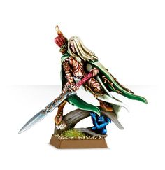Glade Lord/Captain with Great Weapon